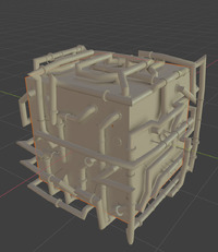 Pipe Meshes